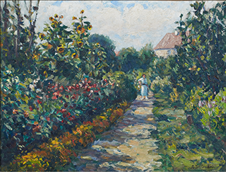 Es Sind Häufig Kleine Einblicke Und Malerische Ausschnitte, Seltener  Vedutenhafte  Ansichten. So Finden Wir Bei Seinen Frühen Zeichnungen Und  Gemälden ...